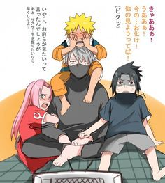 Team 7 watching.... Horror?