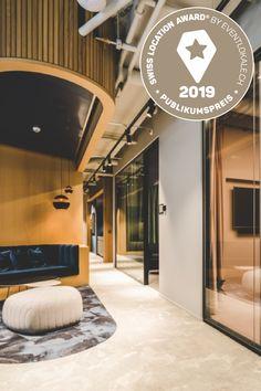 Swiss Location Award 2019: Der Publikumspreis für die beliebteste Meetinglocation geht an die Coworking Lounge Tessinerplatz in Zürich! Herzliche Gratulation! Alle ausgezeichneten Meetinglocations findet ihr hier: eventlokale.ch/gewinner-ueberblick