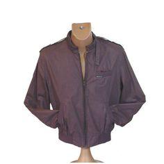 Vintage 1980s Members Only Jacket Europe Craft 42