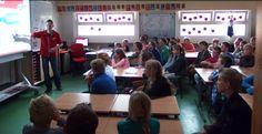 maxon motor organiseert samen met Green Team Twente en Twente Academy Young een proefjesmiddag ter voorbereiding op het bezoek op 16 mei aan het Energy Lab, Shell Eco-marathon - basisschool De Wiekslag Tubbergen -