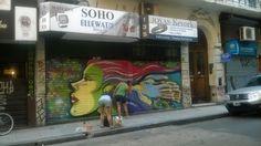 Difusión de arte mural en Buenos Aires. Leé la nota completa sobre Proyecto Persiana https://muralesbuenosaires.wordpress.com/2015/12/03/proyecto-persiana-arte-urbano-para-embellecer-buenos-aires/