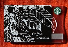 For the coffee lovers. #StarbucksCard