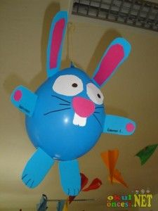 31 Best Balloon Crafts Images Day Care Preschools Balloon Crafts