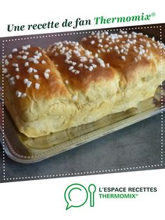 Brioche Harry's – Hapur Şupur Thermomix Desserts, No Cook Desserts, Sweet Desserts, Pan Bread, Healthy Eating Tips, Recipes For Beginners, Hot Dog Buns, Food And Drink, Baking