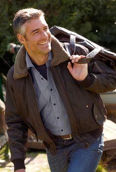Woodland, Raincoat, Lifestyle, Leather, Jackets, Fashion, Rain Jacket, Down Jackets, Moda