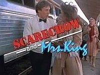 Scarecrow and Mrs King ~ Kate Jackson; Bruce Boxleitner; Beverly Garland; Mel Stewart; Martha Smith; Greg Morton; Paul Stout and Sam Melville ~ October 1983 - May 1987