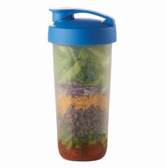 Taco Salad in your Quick Shake®. Store your salad ingredients in this on the go favorite until you're ready to enjoy a fresh salad. Just shake, serve and enjoy.
