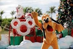 Resultado de imagen para decoraciones navideñas Disney