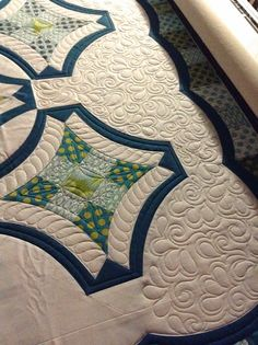 Sew Kind of Wonderful-Monumental Moment! The last customer's quilt.  Sad!  Great patterns, blog and inspiration!