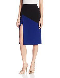 BCBGMAXAZRIA Women's Jowell Color Blocked Pencil Skirt, Black-Deep Royal Blue, 10 BCBGMAXAZRIA http://www.amazon.com/dp/B00L6444Q0/ref=cm_sw_r_pi_dp_eQy8vb0QK3PSB