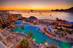 Casa Dorada Medano Beach.  Cabo San Lucas....where we spend most of our vacations!