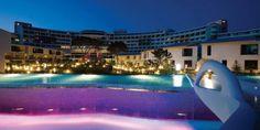 Stop at Cornelia Diamond Golf Resort Cornelia Diamond, Types Of Cocktails, Life Guide, Turkey Travel, Antalya, Resort Spa, Front Desk, Rooftop, Night Life