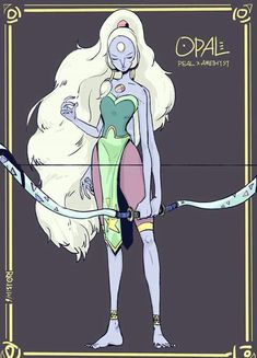 steven universe and opal image