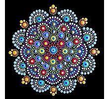 Mandala Dot Art by Mandalaole / Original hand painted dot art over a jewelry box by Mandalaole. / Photography by Mandalaole, 2016 Mandala Art, Mandalas Painting, Mandala Canvas, Mandalas Drawing, Mandala Rocks, Mandala Pattern, Mandala Design, Dot Art Painting, Rock Painting Designs