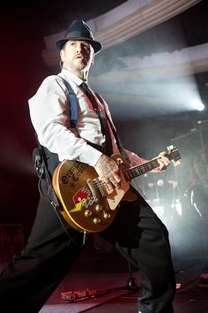 #Social Distortion (Mike Ness)...