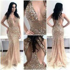 Sexy Deep V-neck Rhinestone Prom Dresses, Mermaid Prom Dresses, Popular Prom Dress, Prom Dresses For Sale, Mermaid Prom Dresses, Formal Dresses, Wedding Dresses, Dress Prom, Sexy Dresses, Dress Vestidos, Pageant Gowns, Dream Dress