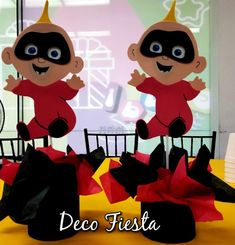 Super Baby First Birthday Girl Disney Party Invitations 22 Ideas Birthday Party Decorations Diy, 4th Birthday Parties, 1st Birthdays, Girl First Birthday, Baby Birthday, Incredibles Birthday Party, Rosalie, Toy Story Party, Fiesta Party