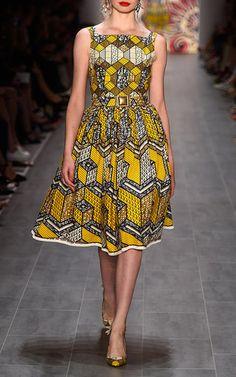 Nairobi Dress by Lena Hoschek   Moda Operandi