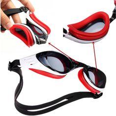 Sale 26% (4.99$) - -1.5 to -8.00 Myopic Anti-fog Swimming Goggle Glasses UV Protection