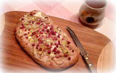 Simi´s Sattmacher- Rezepte und mehr.....: Flammkuchen mit Lauch