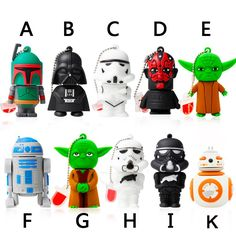 Goedkope Garunk Usb flash drive 8g Star wars pen drive 32g pendrive 16g R2D2 bb8 Darth Ouidah 8g 4g Maul Premiejager Usb2.0 memory stick, koop Kwaliteit usb flash drives rechtstreeks van Leveranciers van China: pendrive Hulk pendrive Darth Vader 4G 8G u disk 16G 32G Star Wars U disk usb flash drive memory stick 2.0 pen driveUSD 3