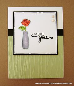 A blog about designing with rubber stamps, cardmaking, paper crafts, and scrapbooking