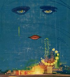 Ufansius — Cover Illustration - The Great Gatsby by F. Scott...