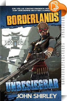 Borderlands: Unbesiegbar    :  Die Borderlands sind unbesiegbar. Das ist eigentlich jedem auf Pandora längst klar. Doch offensichtlich interessiert diese Tatsache die irre Göttin Gynella nicht die Bohne. Mit Hilfe der dunklen Wissenschaften des niederträchtigen Dr. Vialles hat sie sich einer Armee von Banditen und Wahnsinngen bemächtigt und bläst nun zum Angriff auf die Borderlands. Nur vier Leute stellen sich ihr in den Weg: Daphne - besser bekannt unter dem Namen Kuller der Killer -,...