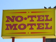 Motel Row in Tucson, AZ