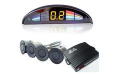 Senzori de parcare Digital Alarm Clock, Led, Park