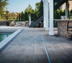 An inviting outdoor retreat provides a mix of beautiful flora, shady nooks and areas to relax or entertain. Take it a step further with hardscaped pathways or a water feature.