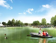 "Check out new work on my @Behance portfolio: ""Park Salaryevo"" http://on.be.net/1NHtKey"