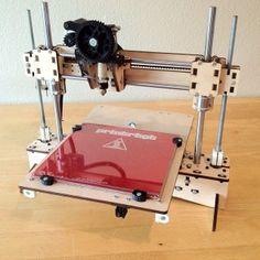 Printrbot cheap 3d printer