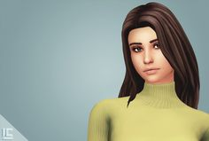 Littlecrisp: Gorgeous and Gorgeous Ombre Hair - Recolored and Retextured  - Sims 4 Hairs - http://sims4hairs.com/littlecrisp-gorgeous-and-gorgeous-ombre-hair-recolored-and-retextured/