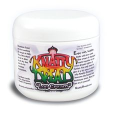 Knatty Dread Natural Dreadlocks cream is an alternative to dread wax for textured hair. Based on natural Lanolin and Shea butters (completely free of petrolatum) it is a powerful moisturizer that help