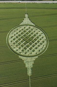 Crop circle - Graancirkels