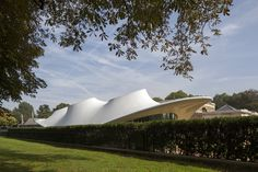 Galería de The Serpentine Sackler Gallery / Zaha Hadid Architects - 9