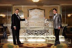 Stephen and Gates Transform The Hilton City Center into a Gatsby Dream!
