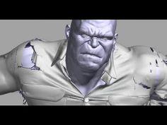 "CGI VFX - Making of ""Hulk"" Part 1 - The Avengers - Industrial Light & Magic - YouTube"