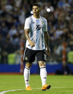 Marcos Rojo has outlined why Argentina are so desperate to go one better at this World Cup finals, after losing out in Brazil. Argentina National Team, Man Utd News, World Cup Final, Lebron James, Neymar, Football Players, Manchester United, Fifa, Brazil