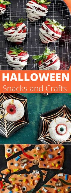 68 Halloween Party Decorations DIY Ideas For Kids on a Budget - halloween party decorations for adults
