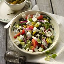 WeightWatchers.be - Weight Watchers Recepten - Griekse boerensalade
