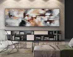 Large Abstract Art-Original PaintingAbstract Wall image 0 Oil Painting Abstract, Abstract Wall Art, Dorm Room Paintings, Dining Room Art, Office Wall Art, Living Room Paint, Texture Art, Modern Wall Art, Wall Canvas