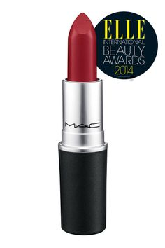 """M.A.C Ruby Woo  """"Ultrapigmented"""" M.A.C Ruby Woo suits all skin tones and hair colors. """"A true classic!"""""""