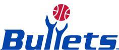 Washington Bullets logo (1987 - 1997)