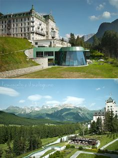 Grand Hotel Kronenhof - Pontresina - Switzerland