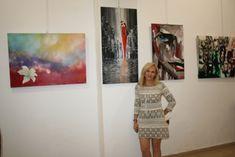 My Arts, Summer Dresses, Facebook, Gallery, Artist, Fashion, Moda, Summer Sundresses, Roof Rack