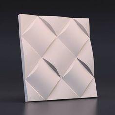 На изображении представлена - 500*500. Форма для 3d панелей «Ротанг»