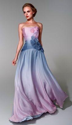 fashion/colorful dress