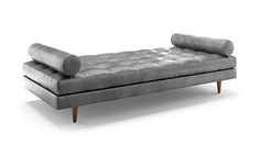 Eliot Leather Daybed